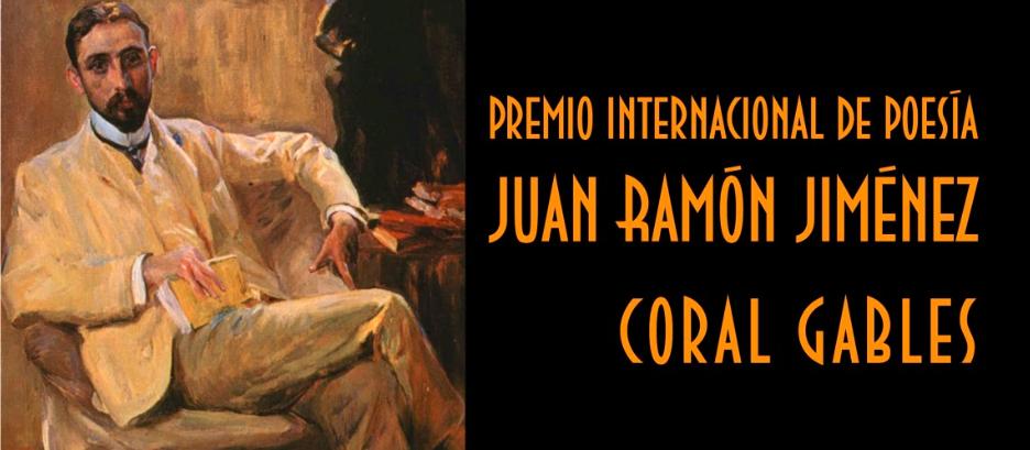 Premio Internacional de Poesía Juan Ramón Jiménez de Coral Gables