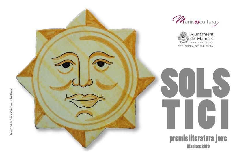 Premis Solstici de Literatura Jove en Valencià 2019 – NARRATIVA CURTA, POESIA I COMIC