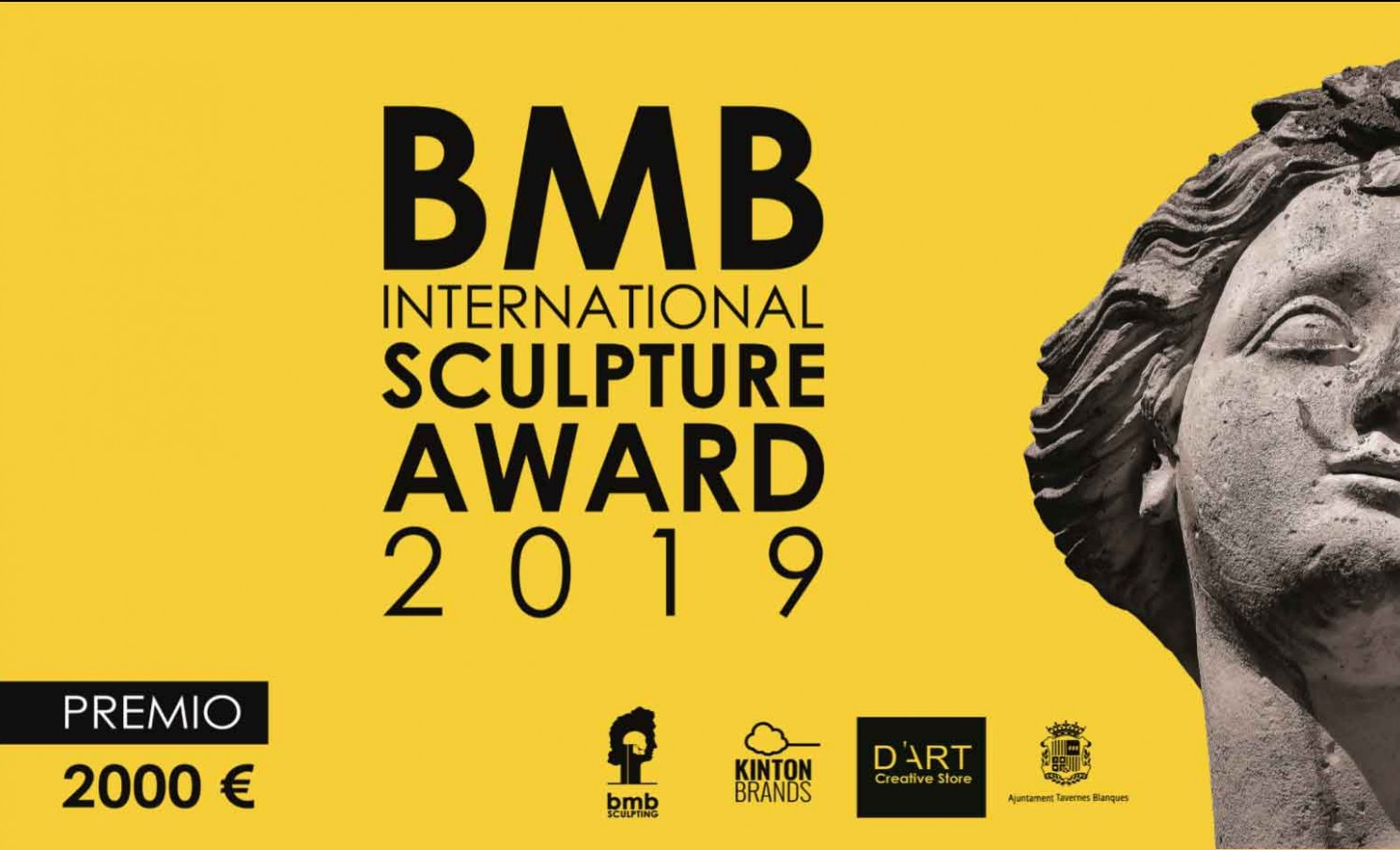 BMB INTERNATIONAL SCULPTURE AWARD 2019