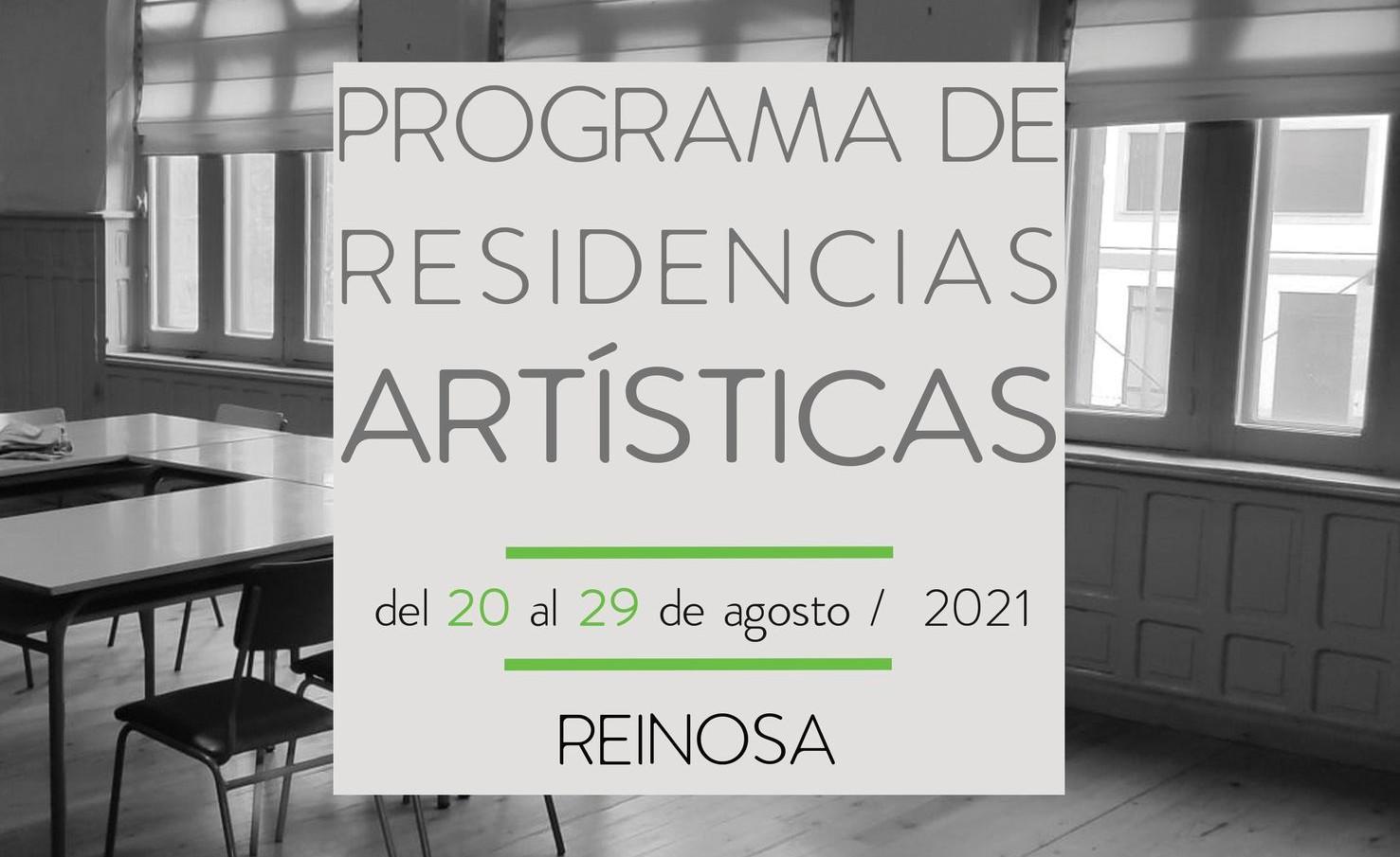 Programa de Residencias de Artistas
