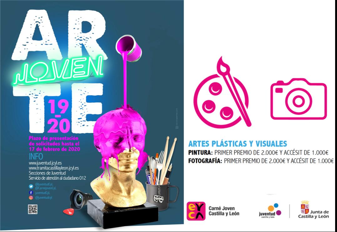 Arte Joven Castilla y León - ARTES PLÁSTICAS Y VISUALES