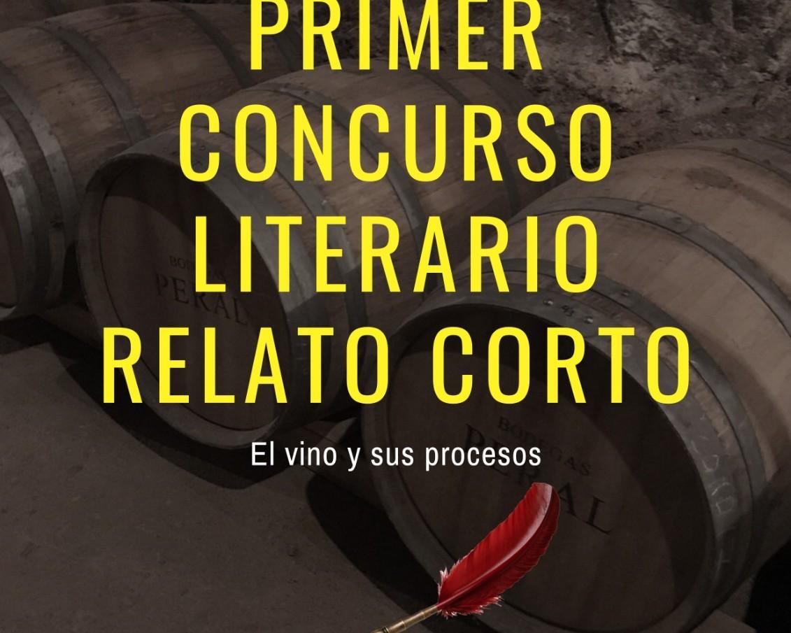 I CONCURSO LITERARIO DE RELATO CORTO BODEGAS DE TRADICIÓN FAMILIAR - COLMENAR DE OREJA