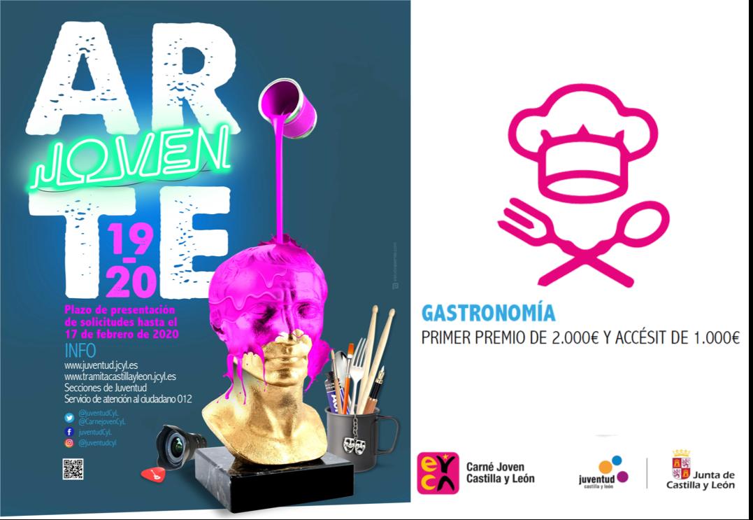 Arte Joven Castilla y León - GASTRONOMÍA