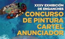 CONCURSO DE PINTURA DEL CARTEL ANUNCIADOR DE LA XXXV EXHIBICIÓN DE ENGANCHES DE SEVILLA