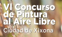 VL CONCURSO DE PINTURA AL AIRE LIBRE CIUDAD DE XIXONA 02 DE NOVIEMBRE DE 2019