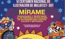 VI CERTAMEN NACIONAL DE ILUSTRACIÓN DE MULAFEST- DGT