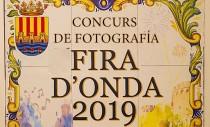 CONCURSO DE FOTOGRAFÍA FIRA D'ONDA 2019