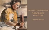 XVII PREMI CIUTAT DE L'ALCORA DE PINTURA JOVE XIMÉN D'URREA - CATEGORIA ESCOLAR