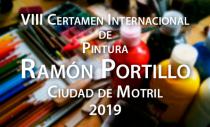 CERTAMEN INTERNACIONAL DE PINTURA RAMÓN PORTILLO/ CIUDAD DE MOTRIL