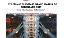 XIX PREMIO EUROSTARS GRAND MARINA DE FOTOGRAFÍA 2019