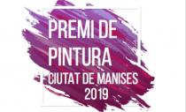 """PREMIO NACIONAL DE PINTURA """"CIUTATDE MANISES"""""""