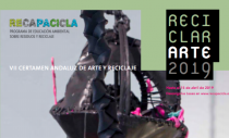 RECICLAR ARTE 2019