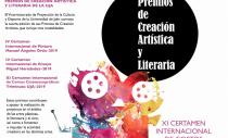 XI CERTAMEN INTERNACIONAL DE CORTOS CINEMATOGRÁFICOS TRIMINUTO UJA–2019