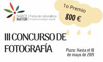 III CONCURSO DE FOTOGRAFÍA NARCENATUR 2019