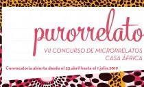 CONCURSO DE MICRORRELATOS DE CASA ÁFRICA