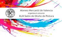 "SALÓN DE OTOÑO PREMIO ""ATENEO MERCANTIL DE VALENCIA"" 2018"