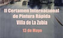 III CERTAMEN INTERNACIONAL DE PINTURA RÁPIDA VILLA DE LA ZUBIA