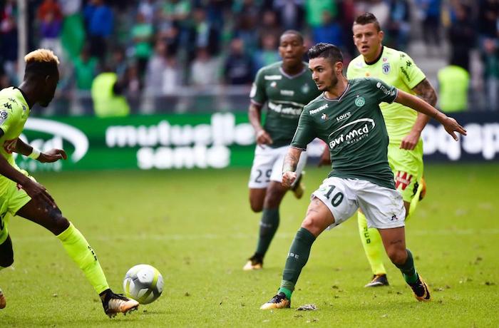 Ligue 1 : Nimes - Saint Etienne