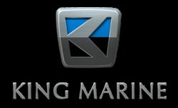 KING MARINE logo