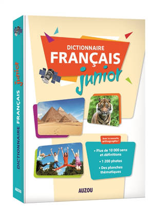 Dictionnaire français junior