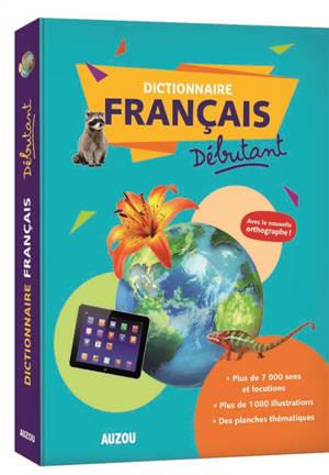 Dictionnaire français débutant : 5-8 ans