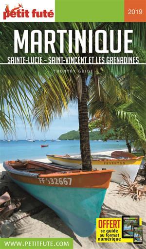 Martinique : Sainte-Lucie, Saint-Vincent et les Grenadines : 2019