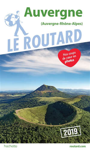 Auvergne (Auvergne-Rhône-Alpes) : 2019