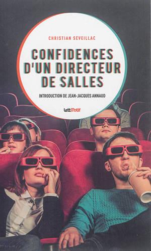 Confidences d'un directeur de salles
