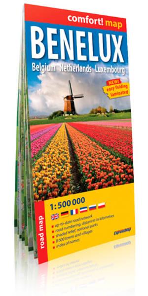 Benelux : Belgium, Netherlands, Luxembourg