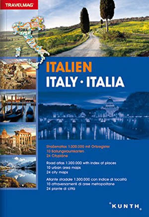 Italien = Italy = Italia