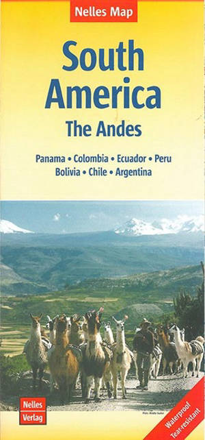South America : les Andes