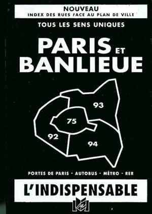 Paris et banlieue, B23