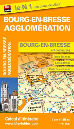 Bourg-en-Bresse agglomération