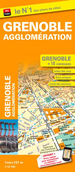 Grenoble, agglomération