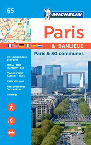 Paris & banlieue : Paris & 30 communes