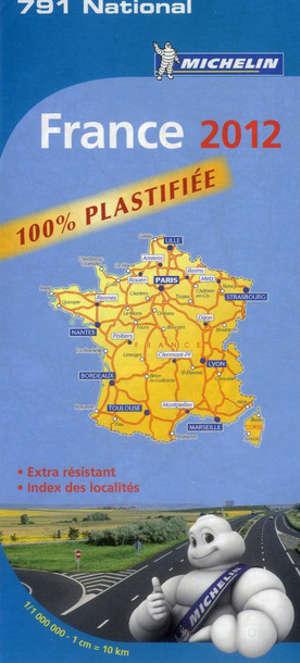 Carte nationale France 2012 : 100 % plastifiée