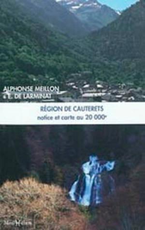 Notice sur la carte au 20.000e avec l'explication des noms de lieux de montagne de la région de Cauterets