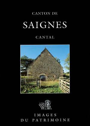 Canton de Saignes : Cantal
