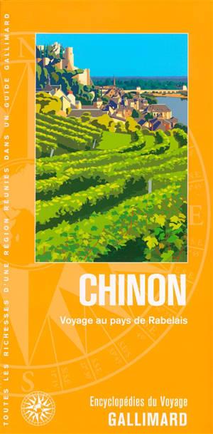Chinon : voyage au pays de Rabelais