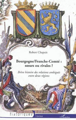 Bourgogne Franche-Comté : les relations ambiguës entre deux régions soeurs et rivales