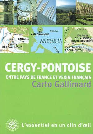 Cergy-Pontoise : entre pays de France et Vexin français