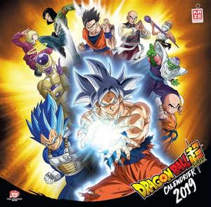 Dragon Ball Super : calendrier 2019
