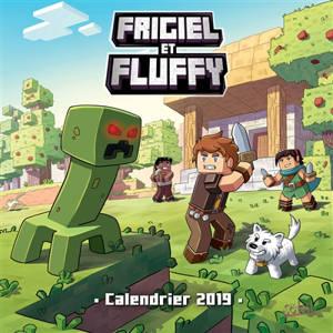 Frigiel et Fluffy : calendrier 2019