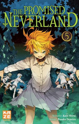 The promised neverland. Volume 5
