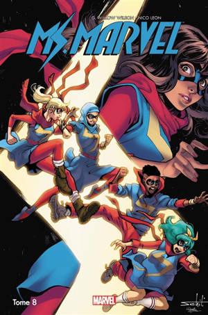 Miss Marvel. Volume 8, Génération perdue