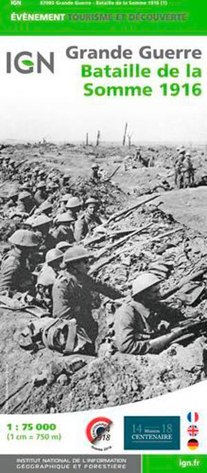 Grande Guerre : bataille de la Somme, 1916