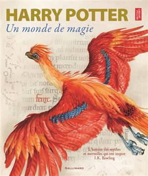 Harry Potter : un monde de magie