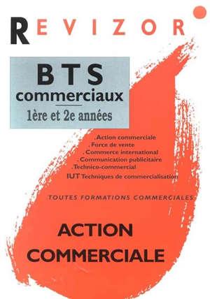 Action commerciale : BTS commerciaux 1re et 2e années