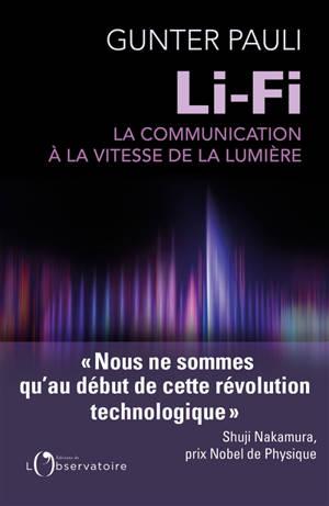 Li-Fi : la communication à la vitesse de la lumière