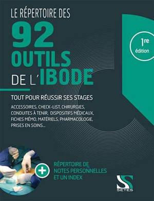 Le répertoire des 92 outils de l'Ibode : tout pour réussir ses stages